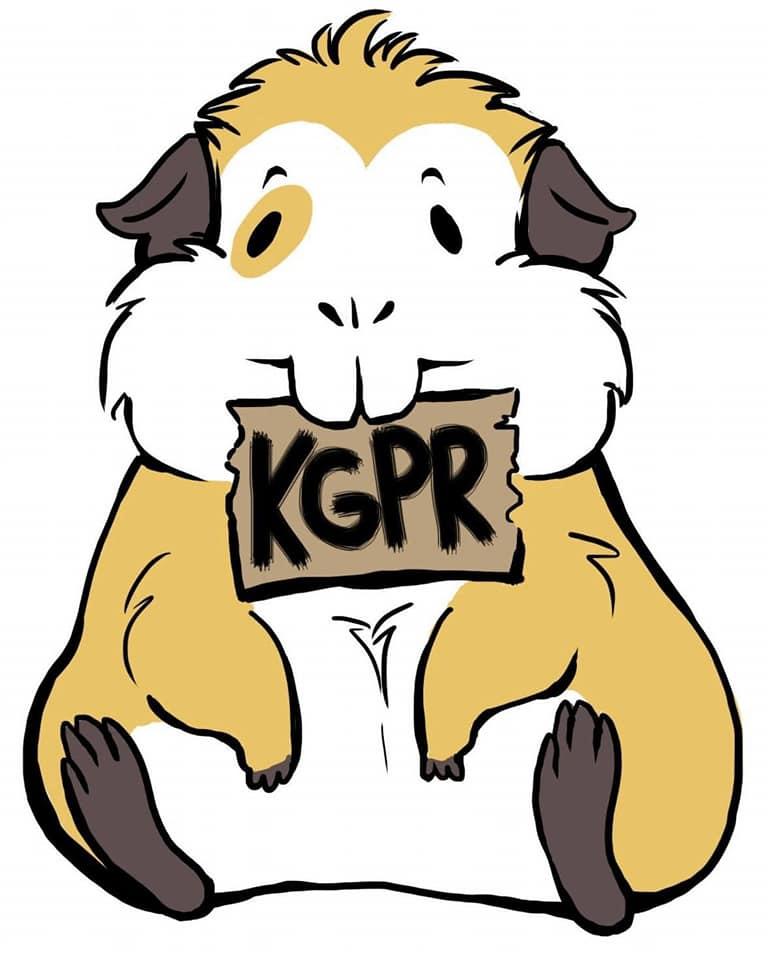 KGPR logo